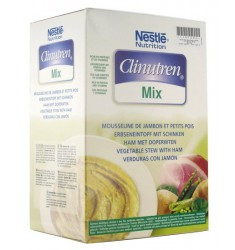 Clinutren Mix Instant Jambon-petit Pois