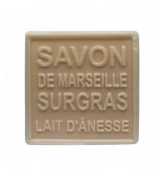 Savons de Marseille Lait d'ânesse