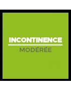 2 Incontinence modéré
