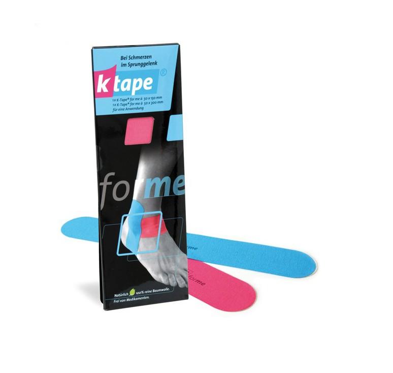 K tape cheville