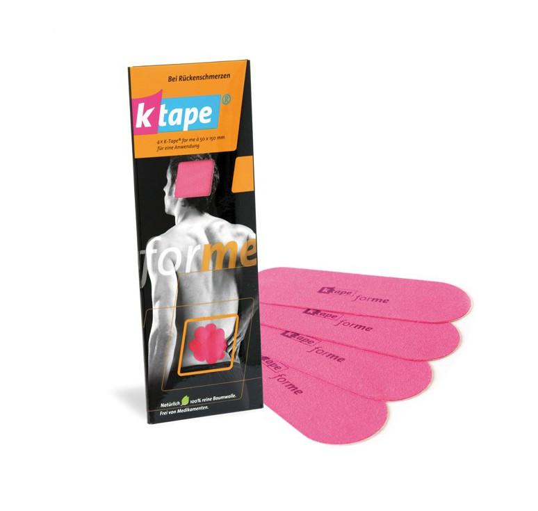 K tape poignet dos