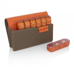 Pilulier semainier Pilbox® mini
