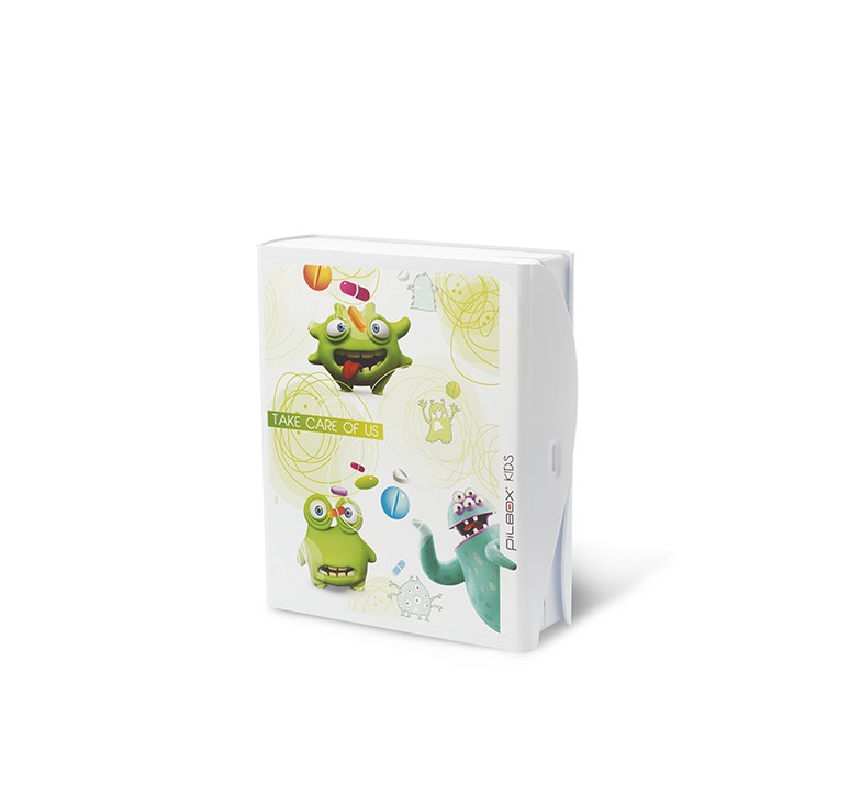 Pilulier Pilbox 7.4 Kids & teens