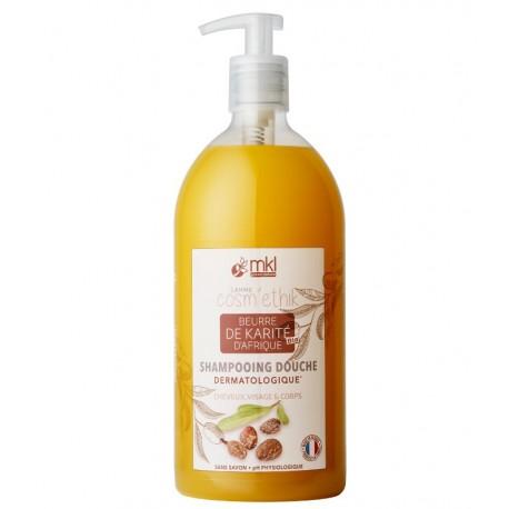 Gel Douche Et Shampooing Beurre de Karité