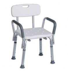 Chaise de Douche avec poignée Amovibles