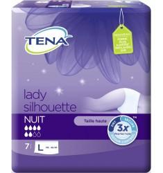 TENA Silhouette Nuit / Large