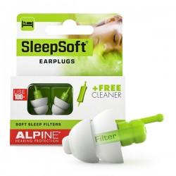 Bouchon d'oreil de Sommeil SleepSoft