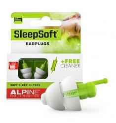 Bouchon d'oreille de Sommeil SleepSoft