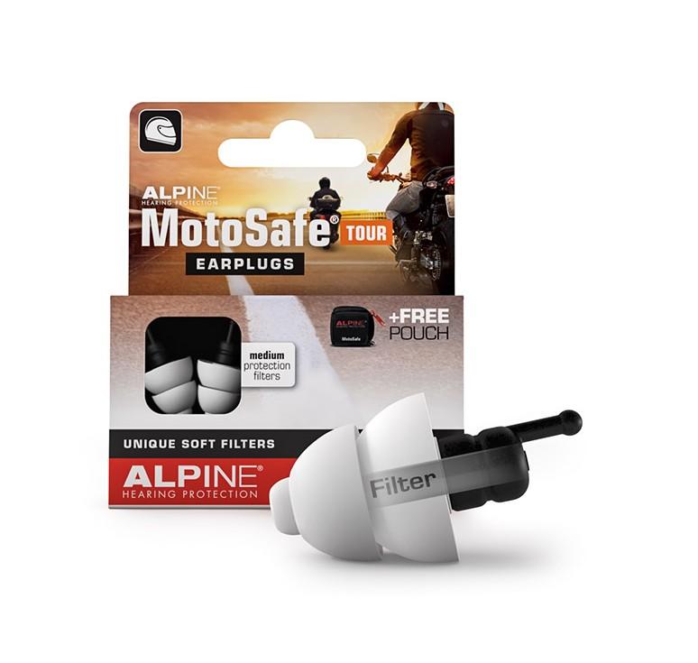 Bouchon d'oreille Moto MotoSafe