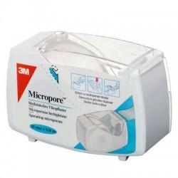 Micropore 9,14 m X 2,5 cm...