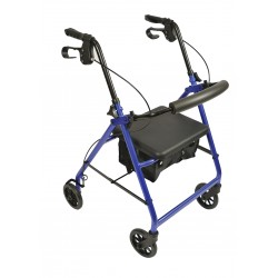 Rollator 4 roues ALUBEST