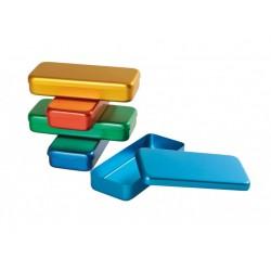 Boîte Aluminium Colorée