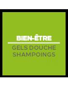 Gels douches et Shampoings pour peau sensible •Gels douche de pharmacie