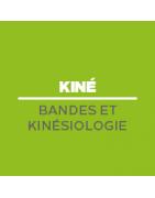 Bandes élastiques et Kinésiologie