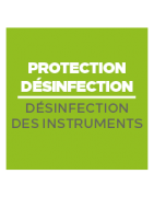 Désinfection des instruments